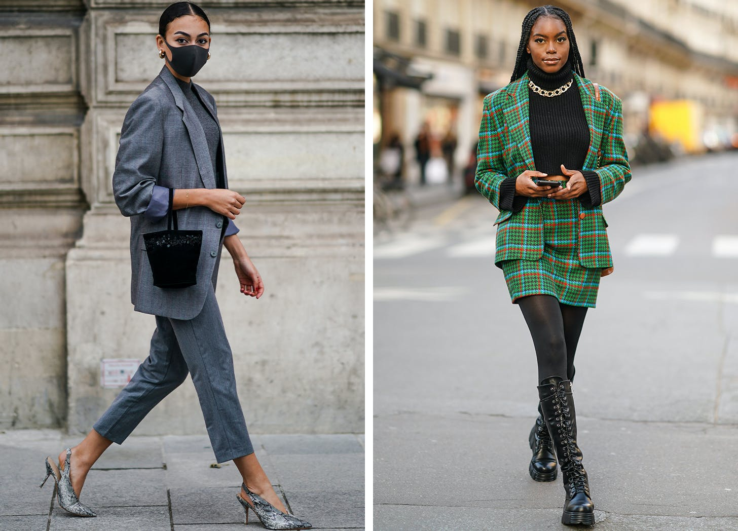 unexpected fall fashion trend tailoring 1