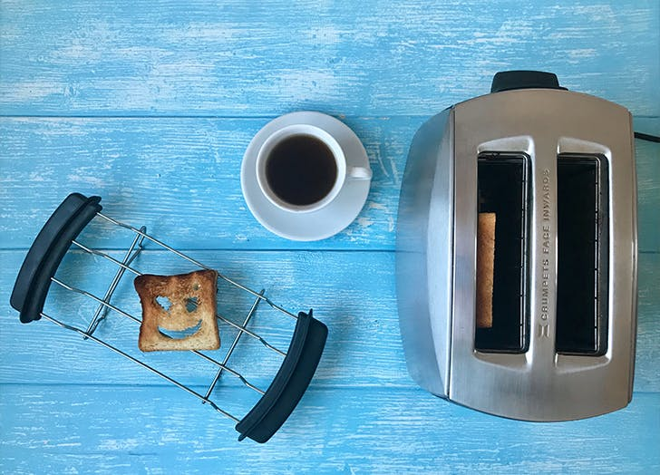 Best 2 slice toaster CAT