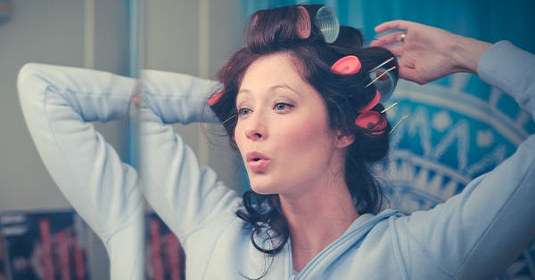 5 of the Best Hot Rollers for Creating a Classic Pin-Up 'Do