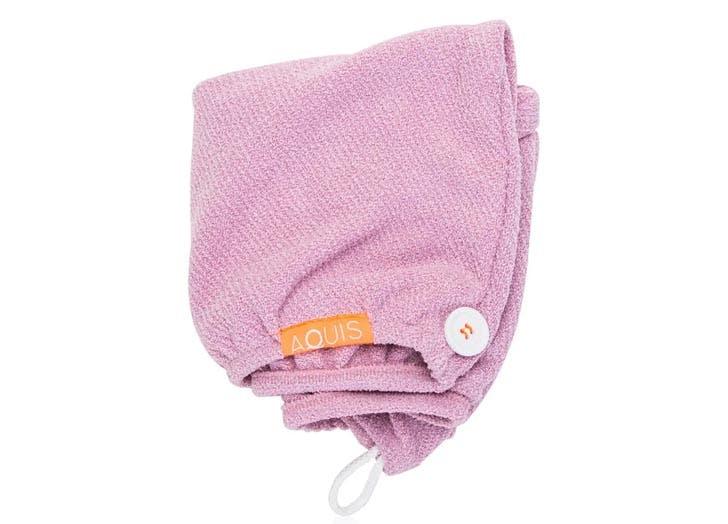 Best Microfiber Hair Towel Aquis Rapid Dry Lisse Hair Turban