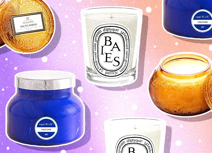 Best Scented Candles CAT