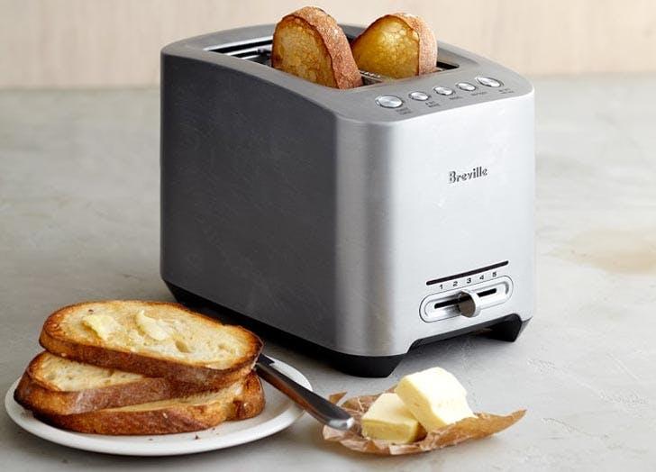 Best Toaster Breville Die Cast Smart 2 SliceToaster