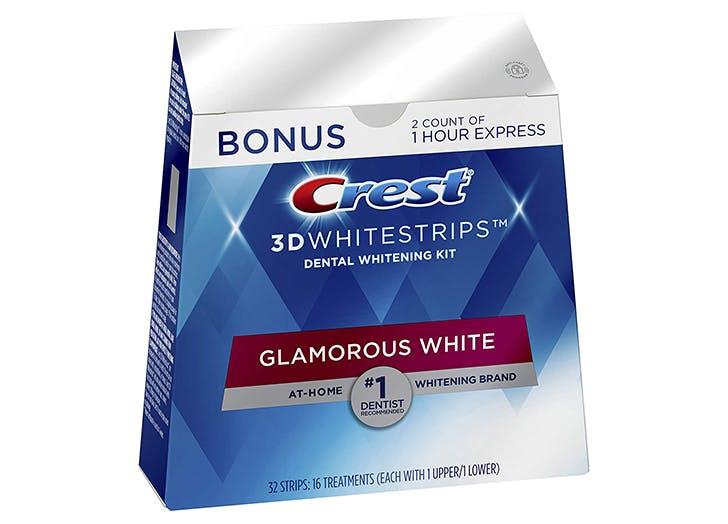 Crest Whitestrips Glamorous White Kit