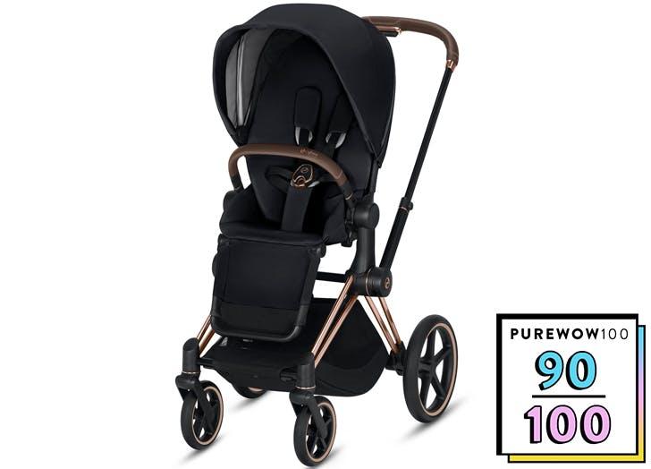 Cybex e PRIAM stroller review