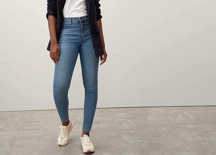Everlane Skinny Jeans Short Women