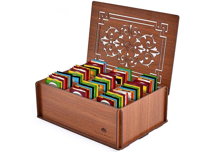 Tea Storage Box Twinnings