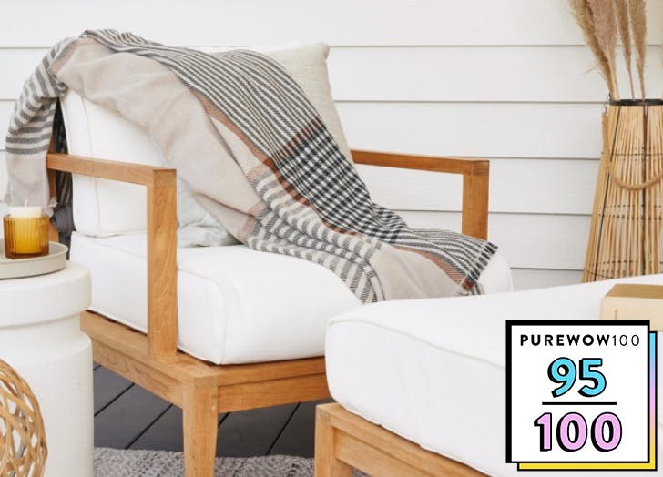 Can an Anti-Bug Blanket Stop You from Getting Bitten on the Patio? We Test the 'Outer' Blanket