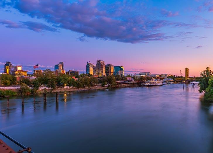 best cities for fall garden weddings us Riverside