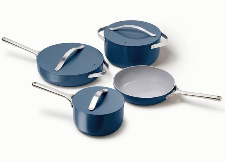 best cookware set caraway cookware set
