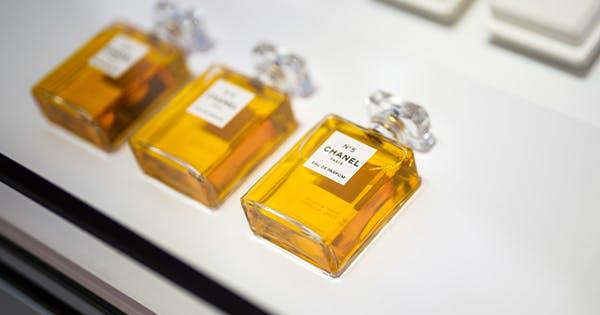 Parfum  - cover