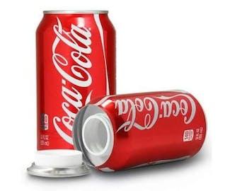 emergency essentials soda can