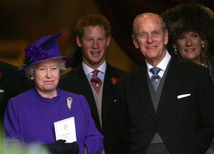 Prince Harry Describes the 'Incredible Bond' Between Queen Elizabeth & Prince Philip in New Documentary