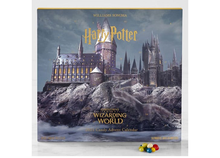 There's a New 'Harry Potter' Advent Calendar That's Ready to Satisfy Your Sweet Tooth