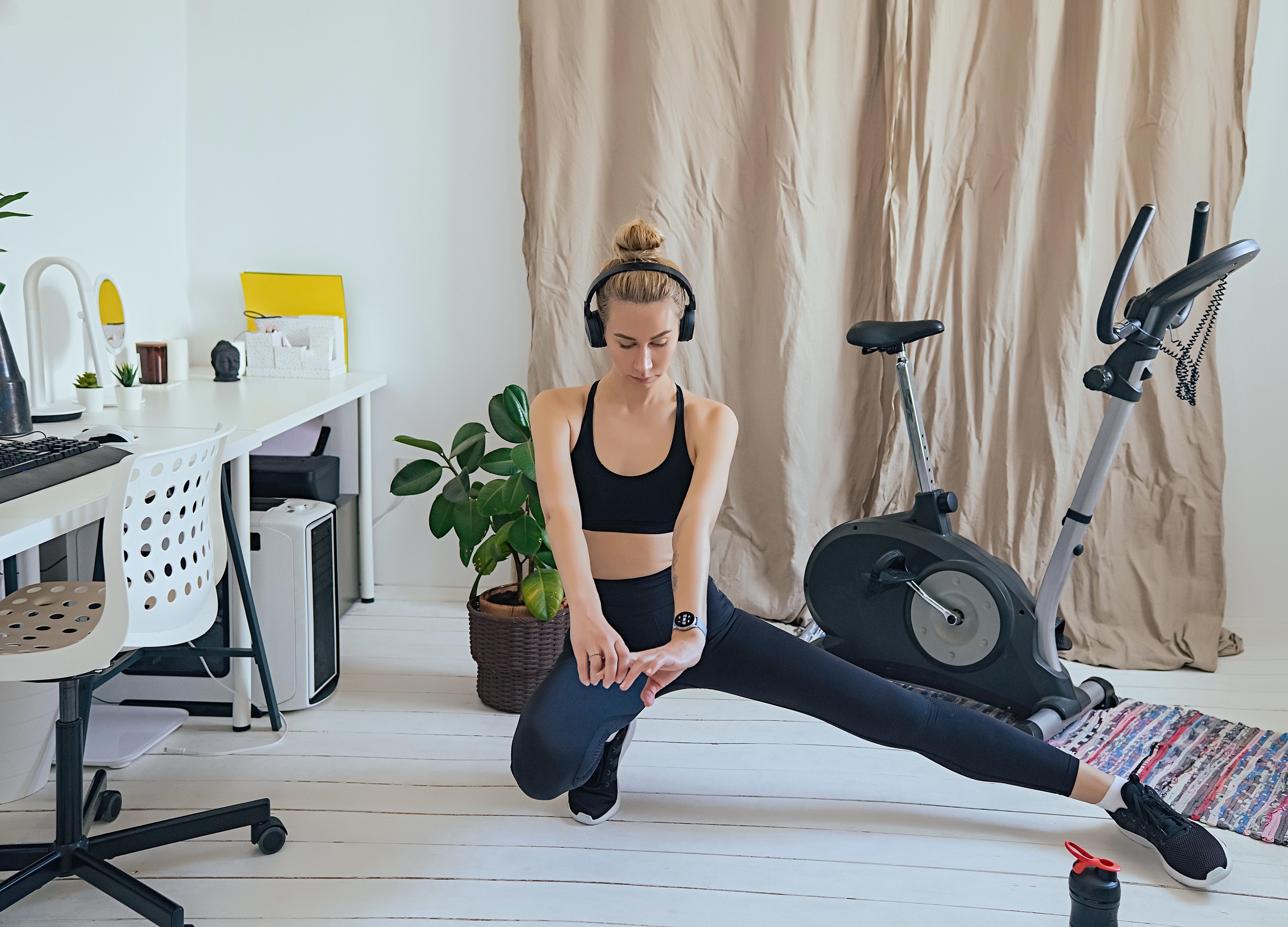 home gym ideas home office