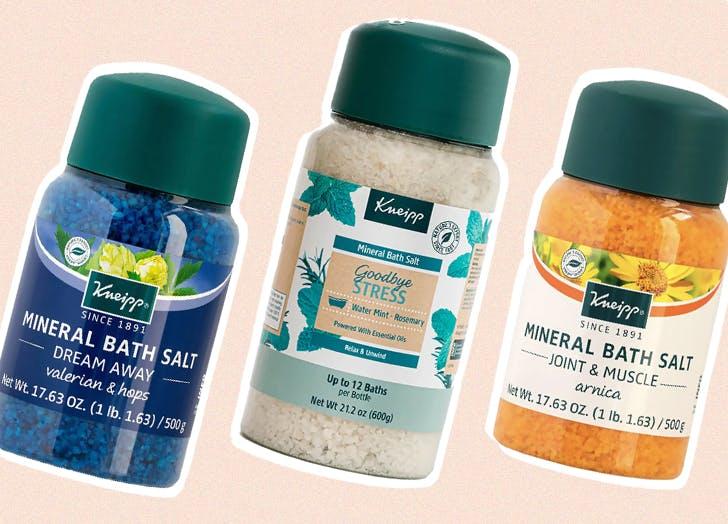kneipp bath salts