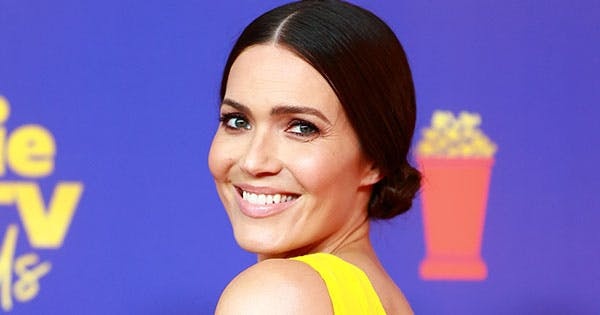 Mandy Moore Reveals Her Emmy Night 'MVP Accessory': a Double Breast Pump