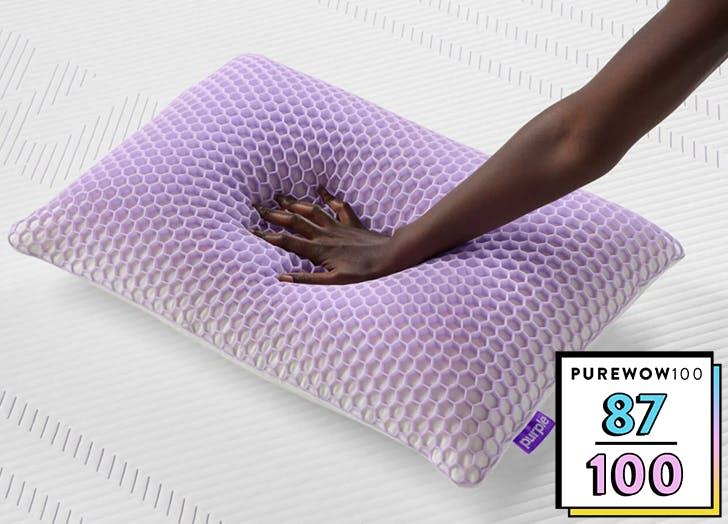 purple pillow harmony review