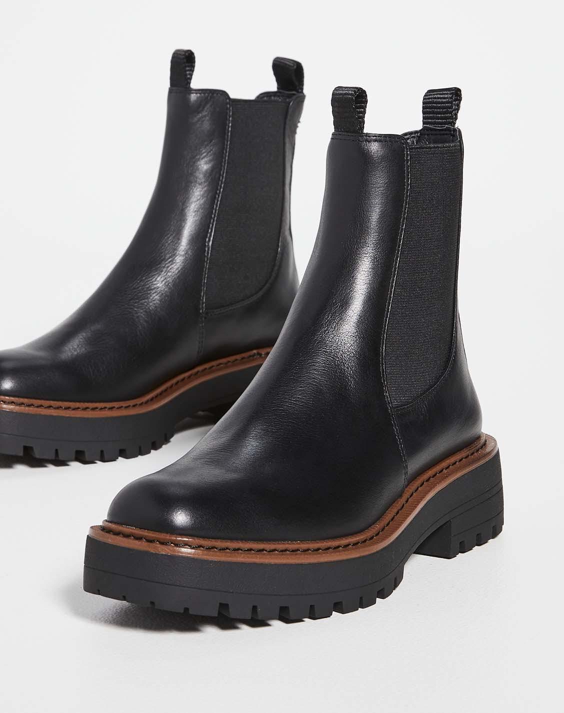 sam edelman lug sole boots