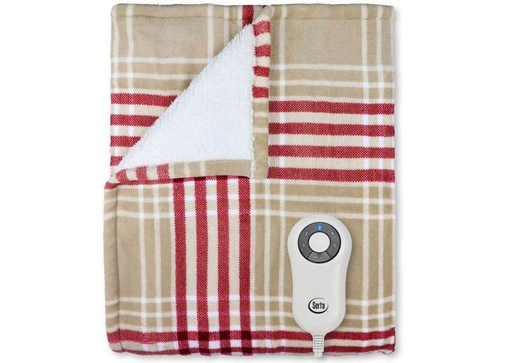 serta heated blanket