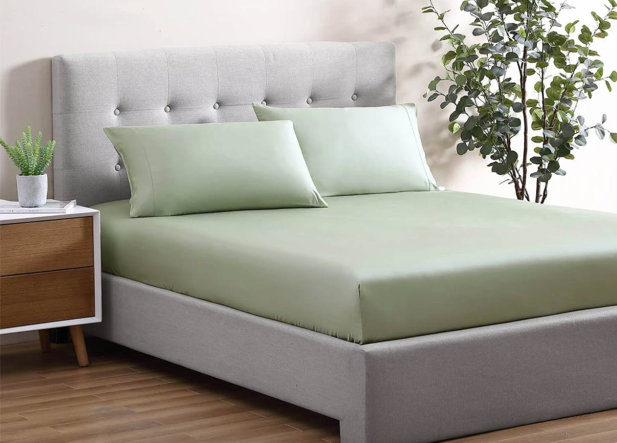 types of sheets bamboo