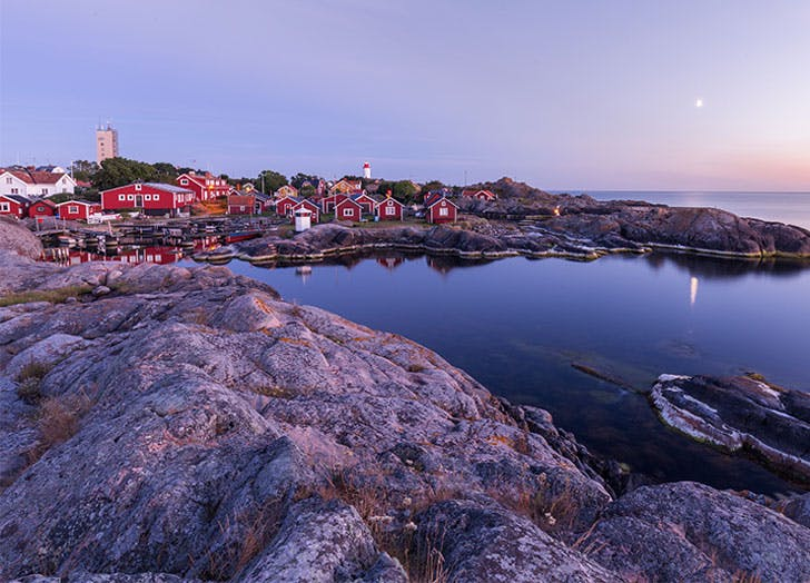 where to vacation in sweden stockholm archipelago