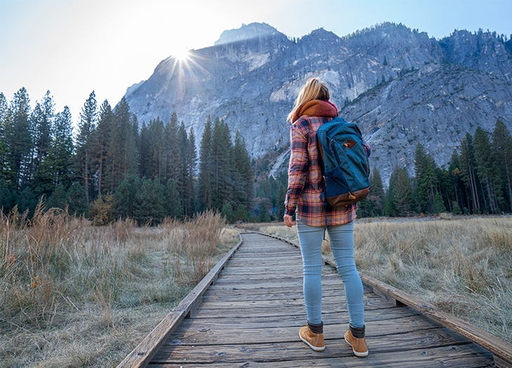 Best Hikes in Yosemite National Park CAT