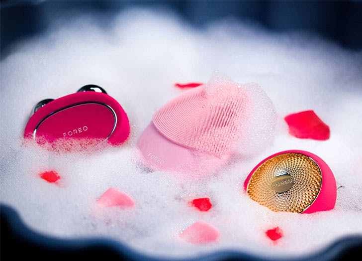 FOREO complete at home spa facial