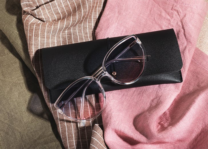 Sunglasses case CAT