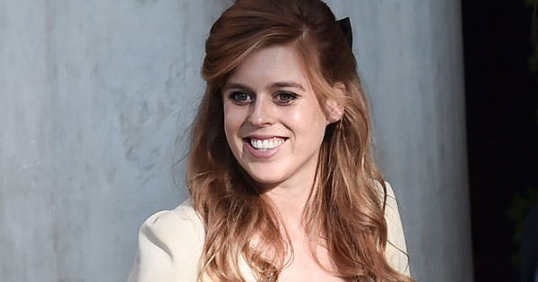 Princess Beatrice Just Rewore This Stunning Gucci Dress for Prince Philippos of Greece's Royal Wedding