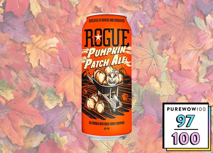 best pumpkin beers Rogue Pumpkin Patch Ale