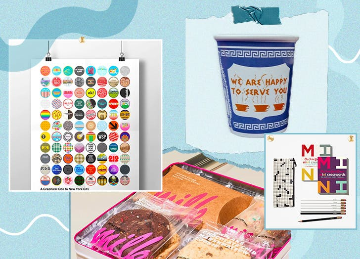 gifts for new yorkers cat
