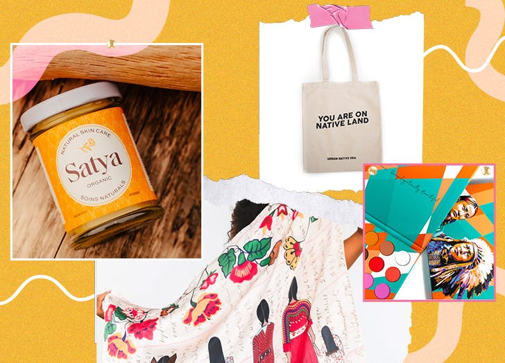 indigenous owned fashion and beauty brands cat
