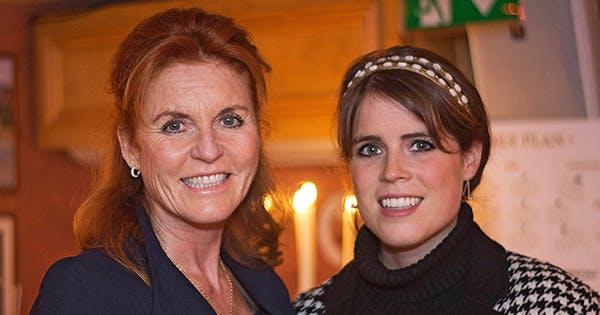 Princess Eugenie Celebrated Mom Sarah Ferguson's Birthday with a Never-Before-Seen Photo