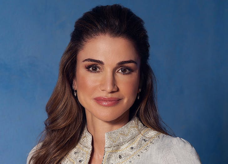 Queen Rania of Jordan Is Teaming Up with Prince William: 'I Am Humbled and Honored'