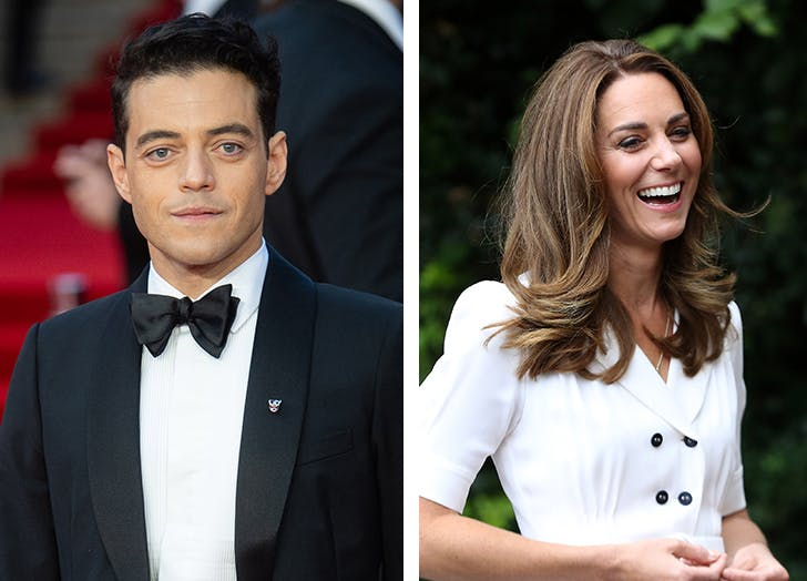 Rami Malek Once Offered to Babysit Prince Louis for Kate Middleton