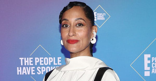 Tracee Ellis Ross Just Shared This Clip of Her 10-Year-Old Self on 'Sesame Street' Alongside Her Mom & Sisters