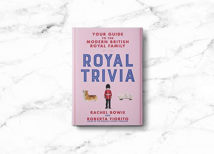 royal trivia book CAT
