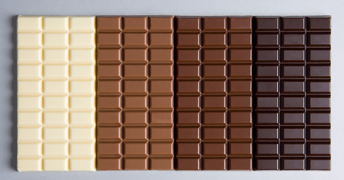 7 Types of Chocolate, Explained (Because Who Knows the Difference Between Bittersweet and Semisweet Anyway?)