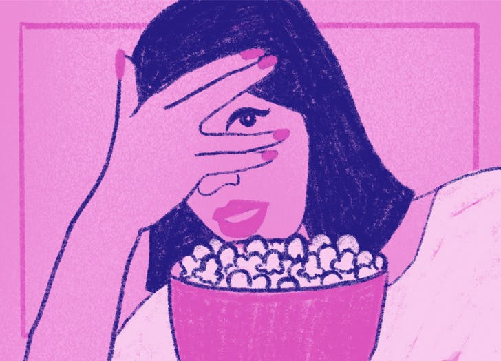 I Hate Scary Movies. So I Asked a Psychologist Why I Can't Stop Watching Them